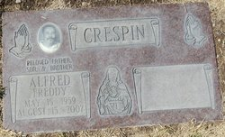 Alfred Freddie Crespin