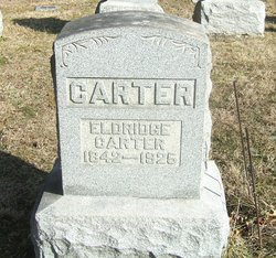Eldridge Carter