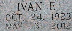 Ivan E Adams