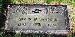 Arden Mitchell Sanders
