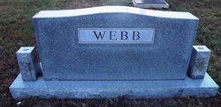 Fanny Ray <i>Wallis</i> Webb
