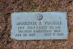 Moultrie E. Voiselle