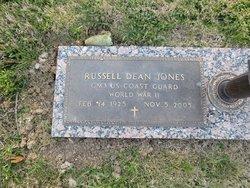 Russell Dean Jones