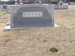 Alice <i>Crowe</i> Rhyne