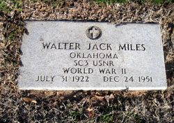 Walter Jack Miles