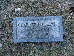 Charlotte Crim Lewis