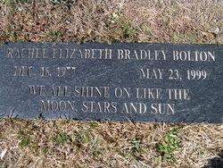 Rachel Elizabeth <i>Bradley</i> Bolton
