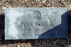 Essie Fyrn <i>Stephens</i> Franck