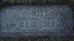 Esther Marie Hitt