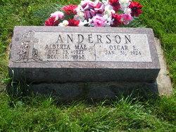 Alberta <i>Henson</i> Anderson