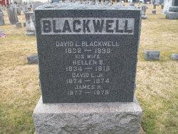 Hellen Baldwin <i>Stout</i> Blackwell