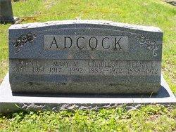 Edna F Adcock