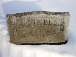 Grace <i>Williams</i> Cornell
