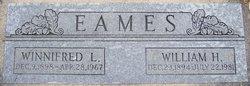 Winnifred Eloise <i>Lowder</i> Eames