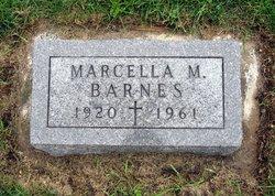 Marcella Marie <i>Bastian</i> Barnes
