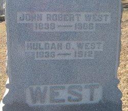Huldah Ophelia <i>Carpenter</i> West