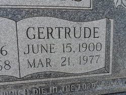 Gertrude <i>Sinnema</i> Bolhuis
