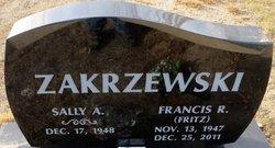 Francis R Fritz Zakrzewski