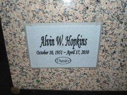 Alvin Wayne Hopkins