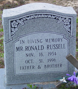 Ronald Russell