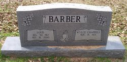 Wylce <i>Chappell</i> Barber