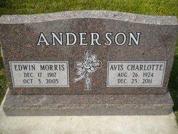 Avis Charlotte Anderson