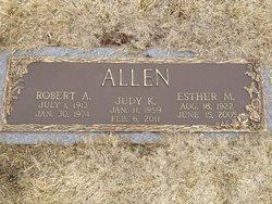 Esther M. Allen