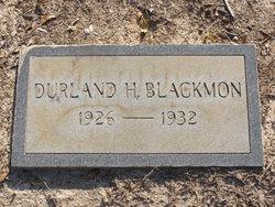 Durland H. Blackmon