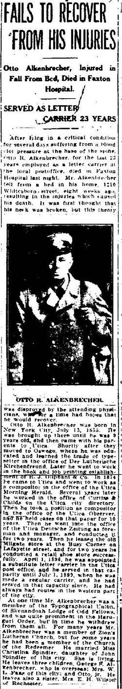 Otto R. Alkenbrecher
