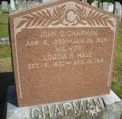 Louisa H <i>Hale</i> Chapman