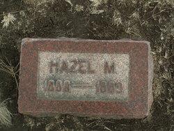 Hazel M. Wensel