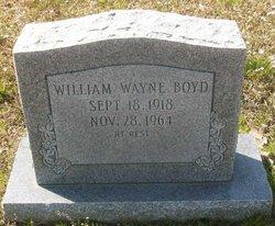 William Wayne Boyd