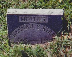 Hannah Susan <i>Arbogast</i> Kirby