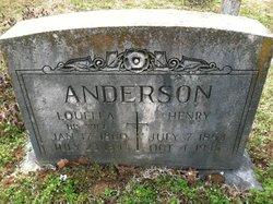 Louella Anderson