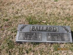 A. Rosaline <i>Clark</i> Ballard