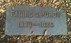 Fannie <i>Grant</i> Purdy