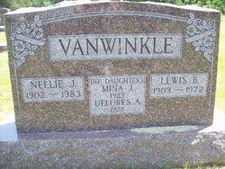Nellie Jeanette <i>DeCamp</i> Van Winkle
