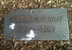 Frances Josephine Fannie <i>Chaffee</i> Grant