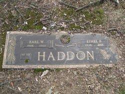 Earl Watson Haddon