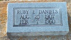 Ruby E. <i>Fowler</i> Daniels