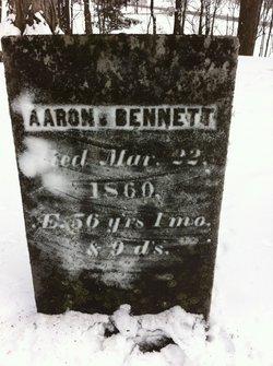 Aaron Bennett