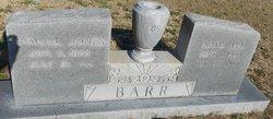 Sam Jones Barr