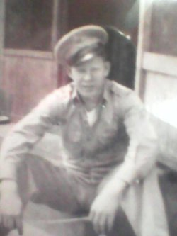 Sgt Alfred Bloe Adams