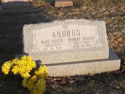 Mary Louise <i>Grappo</i> Andrus