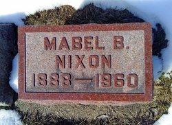 Mabel <i>Bussell</i> Nixon