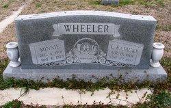 Lester Earl  Jack Wheeler