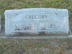 Rhoda Caroline <i>Amos</i> Gregory