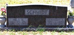 Gertrude E. <i>Teague</i> Schmidt