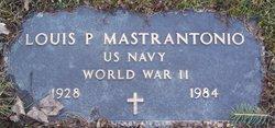 Louis Peter Mastrantonio