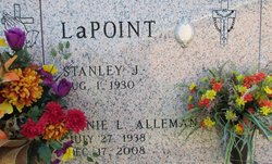 Annie Louise <i>Alleman</i> LaPoint
